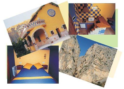 Complejo Turistico La Garganta - фото 7