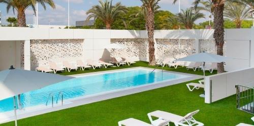 Holiday Inn Elche - фото 21