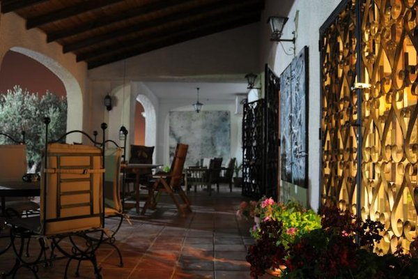Casa Del Artista Bed & Breakfast - фото 12