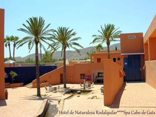 Hotel de Naturaleza Rodalquilar & Spa Cabo de Gata - фото 22