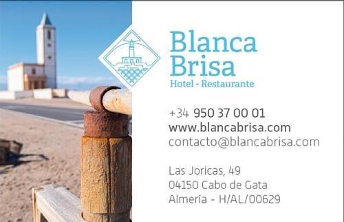 Hotel Blanca Brisa Cabo de Gata - фото 17