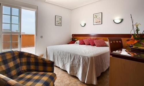Hotel Blanca Brisa Cabo de Gata - фото 2