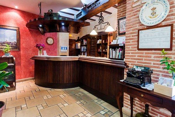 Hotel Dona Manuela - фото 14