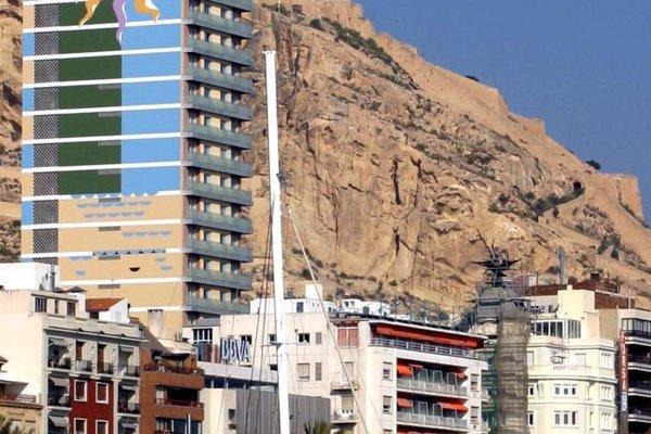 Tryp Alicante Gran Sol Hotel - фото 11