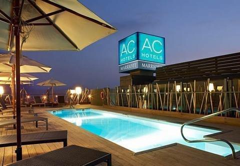 AC Hotel Alicante, a Marriott Lifestyle Hotel - фото 18