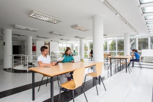 Residencia Universitaria Siglo XXI - фото 10