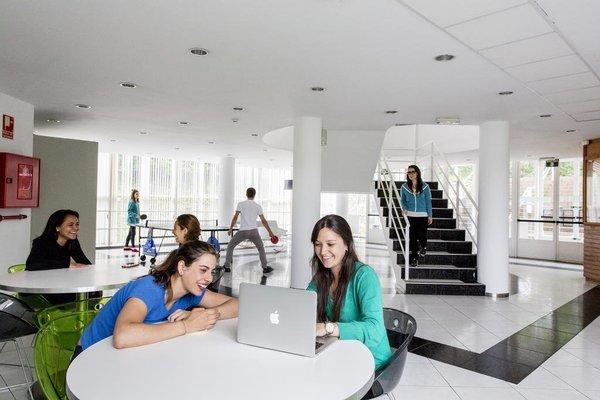 Residencia Universitaria Siglo XXI - фото 11
