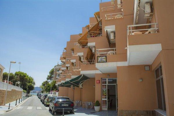 Hotel L'Escala - фото 21