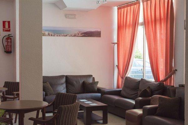 Hotel L'Escala - фото 8