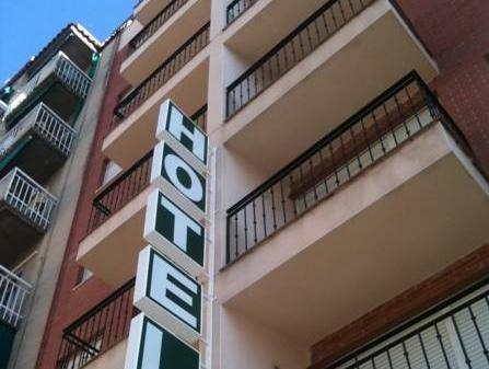 Hotel RC Ramon y Cajal - фото 23