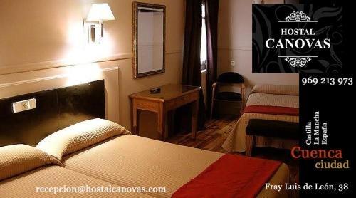 Hostal Canovas - фото 4