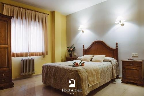 Hotel Arevalo - фото 1