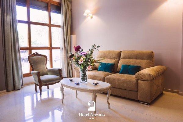 Hotel Arevalo - фото 3