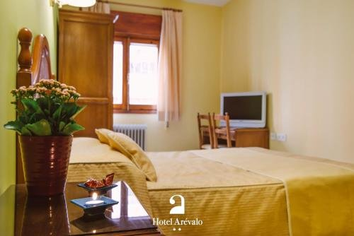 Hotel Arevalo - фото 4