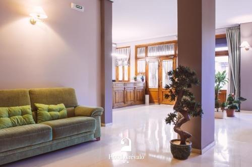 Hotel Arevalo - фото 6