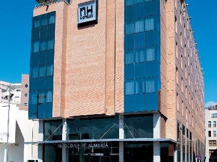 NH Ciudad de Almeria - фото 50