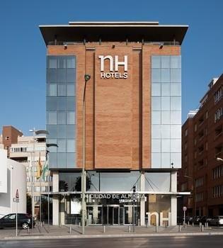 NH Ciudad de Almeria - фото 22