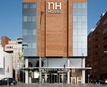 NH Ciudad de Almeria - фото 23