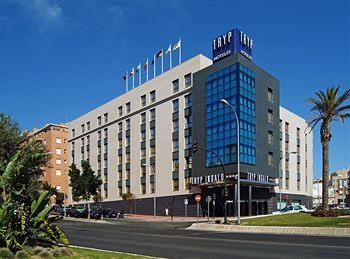 Tryp Indalo Almeria Hotel - фото 50