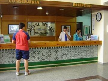 Tryp Indalo Almeria Hotel - фото 12