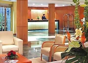 Tryp Indalo Almeria Hotel - фото 5