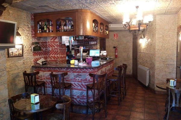 Hostal Restaurante Cornella - фото 12