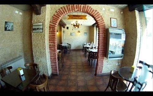 Hostal Restaurante Cornella - фото 14