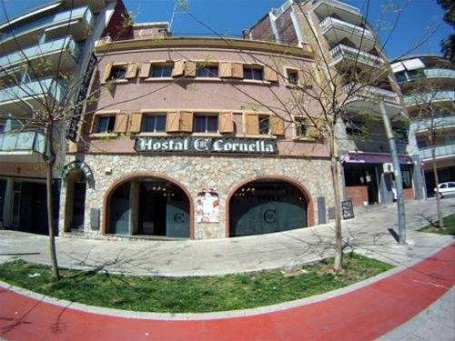 Hostal Restaurante Cornella - фото 22