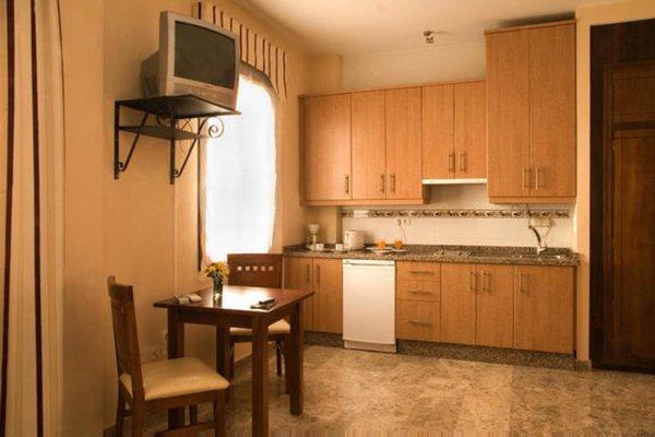 Apartamentos la Fuente - фото 20