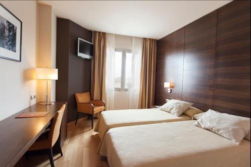 Hotel FC Villalba - фото 50
