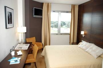 Hotel FC Villalba - фото 1