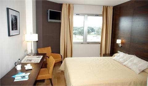 Hotel FC Villalba - фото 2