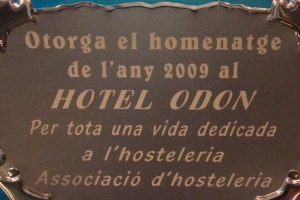 Hotel Odon - фото 14