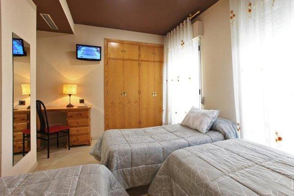 Hotel Navarro - фото 7