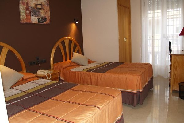 Hotel Navarro - фото 3