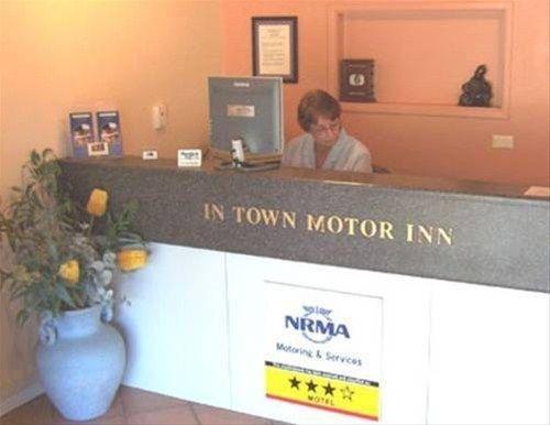 In Town Motor Inn - фото 11