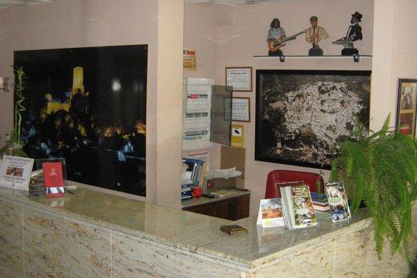 Hotel Puerta de Cazorla - фото 19
