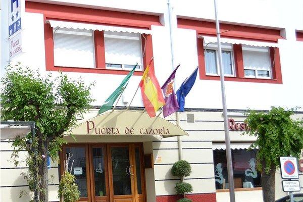 Hotel Puerta de Cazorla - фото 21