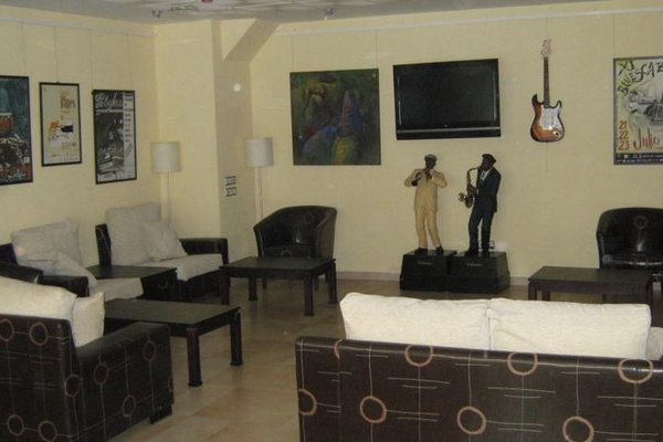 Hotel Puerta de Cazorla - фото 8
