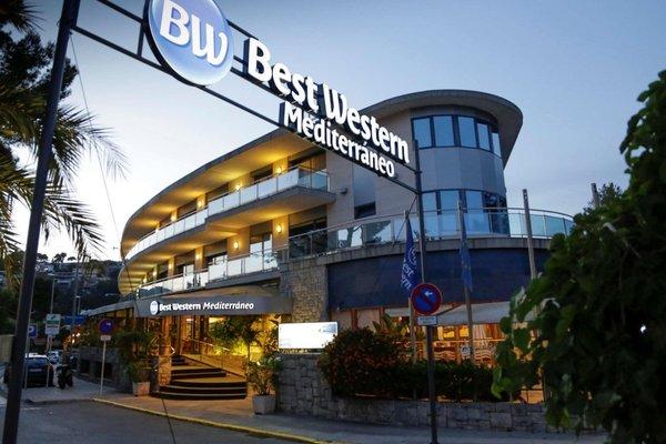 Best Western Hotel Mediterraneo - фото 50