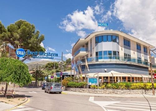 Best Western Hotel Mediterraneo - фото 22