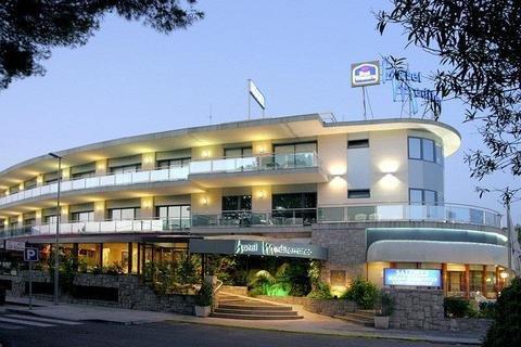 Best Western Hotel Mediterraneo - фото 23