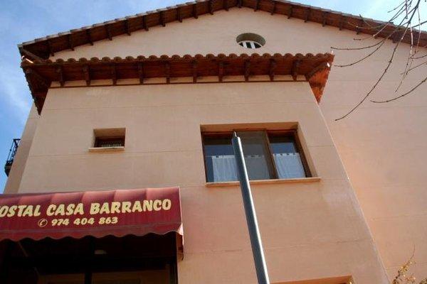 Hostal Casa Barranco - фото 23
