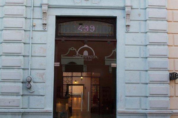 Casa Temazcal Hotel - фото 50