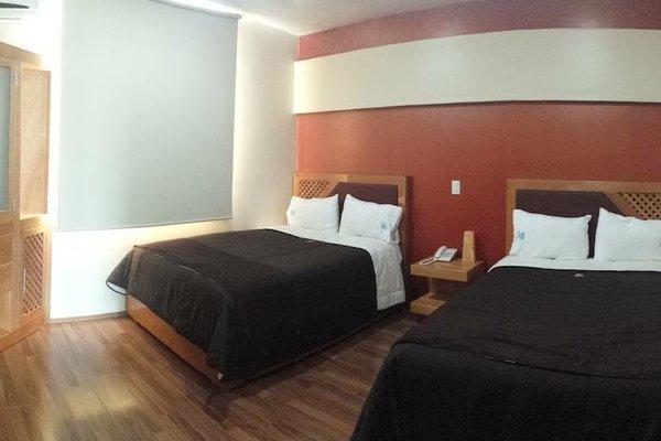 Hotel Global Express Tehuacan - фото 10