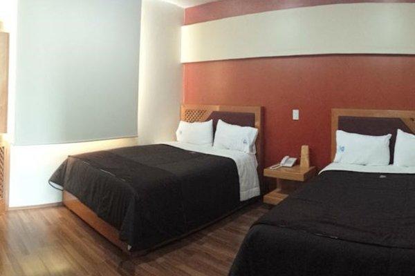 Hotel Global Express Tehuacan - фото 1