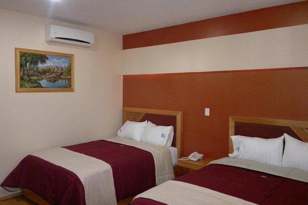 Hotel Global Express Tehuacan - фото 2