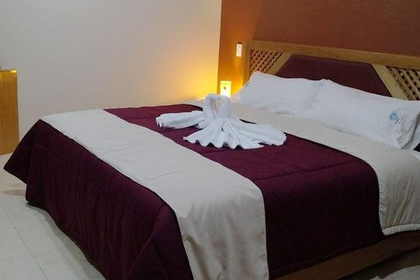 Hotel Global Express Tehuacan - фото 4