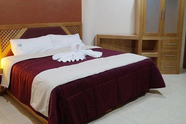 Hotel Global Express Tehuacan - фото 5