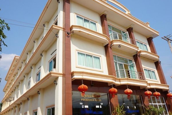 Phommala Hotel - фото 21